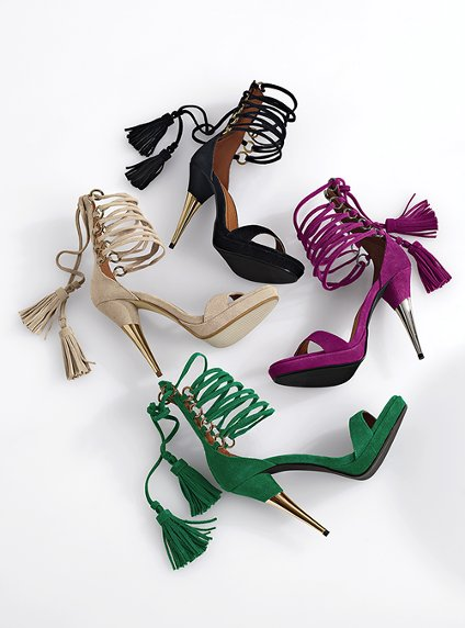 ColinStuart_Tasseled_Ankle_Wrap_Sandals
