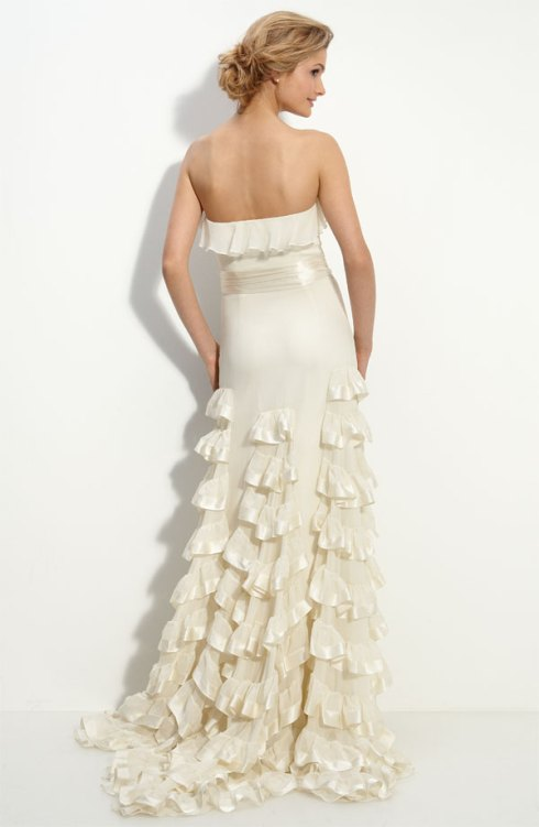 Milly_Silk_Ruffle_Wedding_Gown_Back