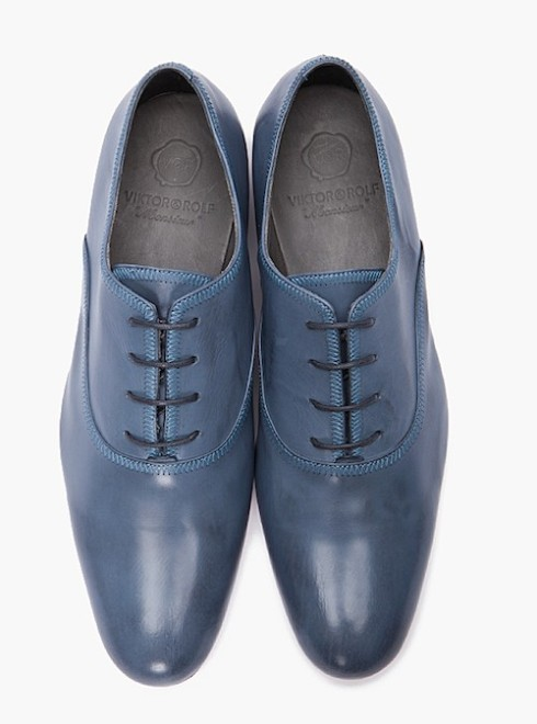 Victor&Rolf_Gray-Blue_Mens_Shoes