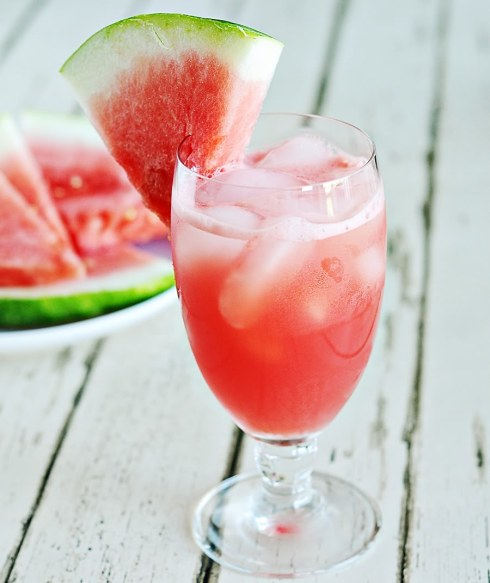 Thirsty Thursday: Vodka Watermelon Cooler