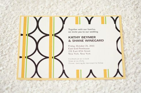 1960's_Clementine_Inspired_Wedding_Invite